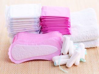 Alternativen zu Binden und Tampons