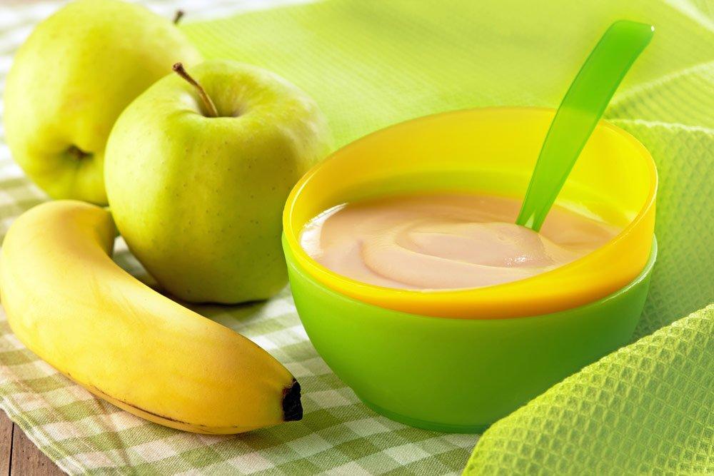 Apfel-Bananen-Quetschie