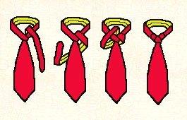 Krawatte: Der Atlantik-Knoten 1