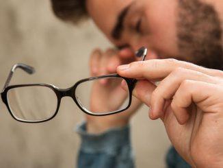 Augenflimmern