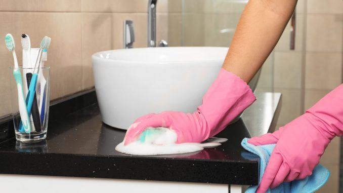 Hygiene im Bad