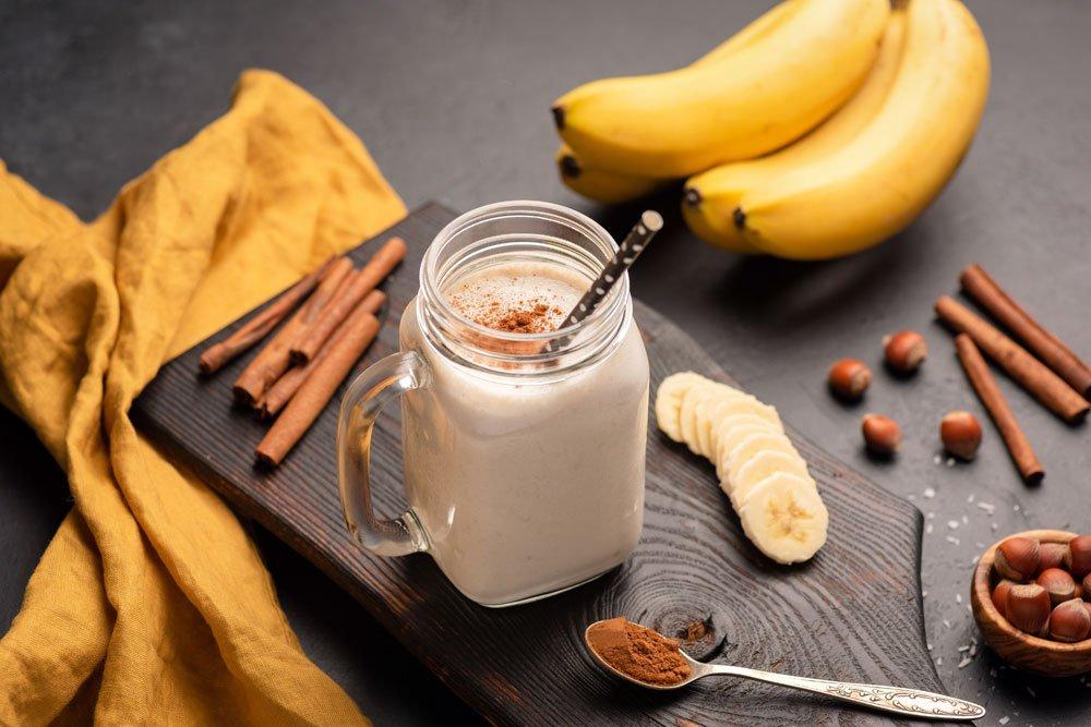 Bananenwasser als natürliches Schlafmittel