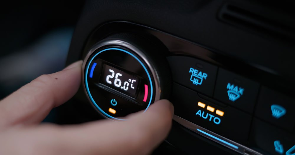 beschlagene Autoscheiben - Klimaanlage