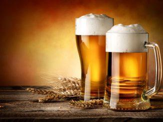 Bierflecken entfernen