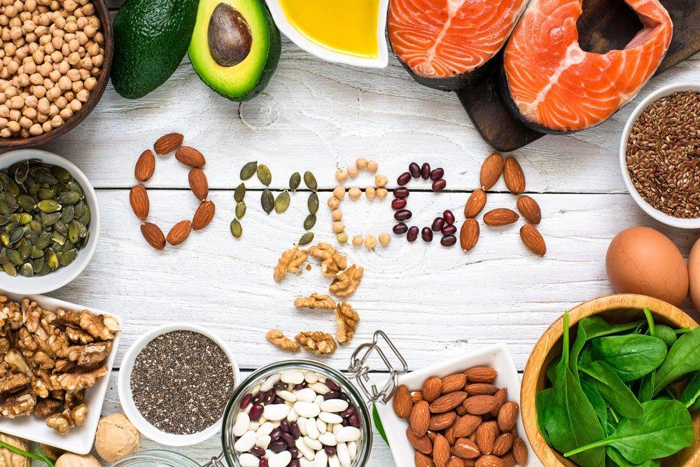 blutdrucksenkende Lebensmittel - Omega-3