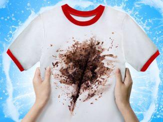 Blutflecken entfernen