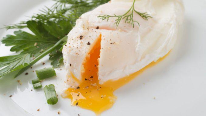 Eier pochieren