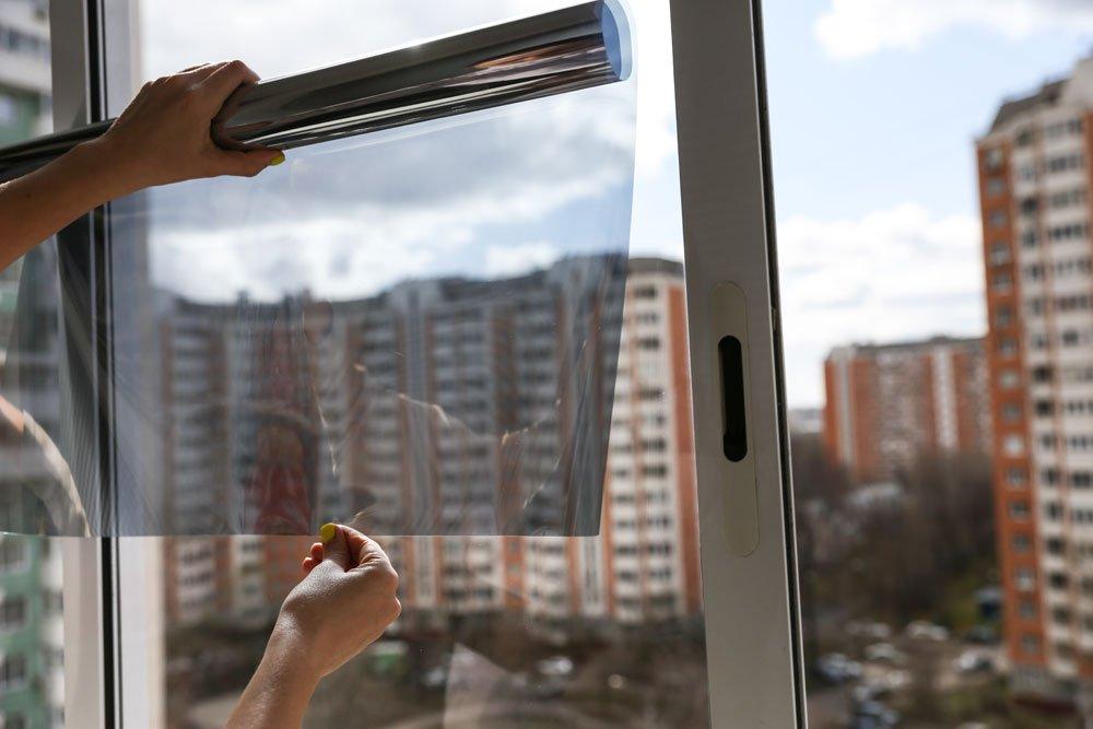 Fensterfolie