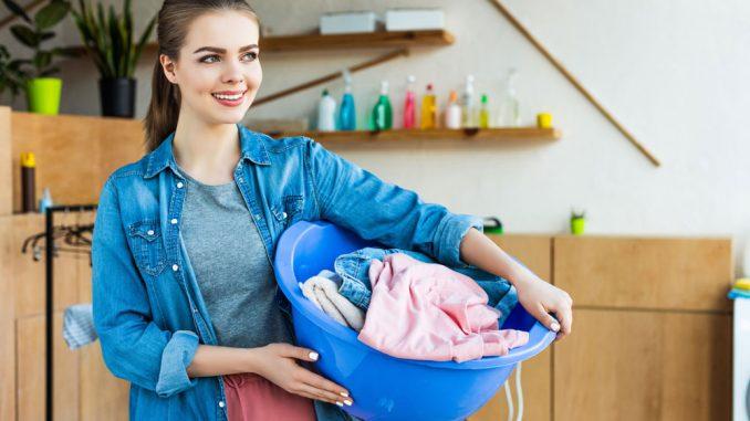 Geld sparen beim Waschen