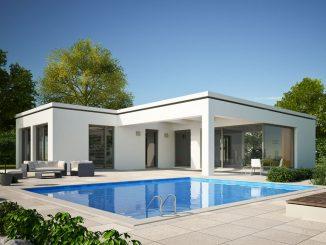 Grundstücksgröße beim Bungalow: Wie viel Grundstück benötigt man für Haus und Garten?
