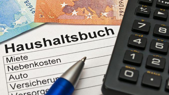 Image result for Ein Haushaltsbuch führen