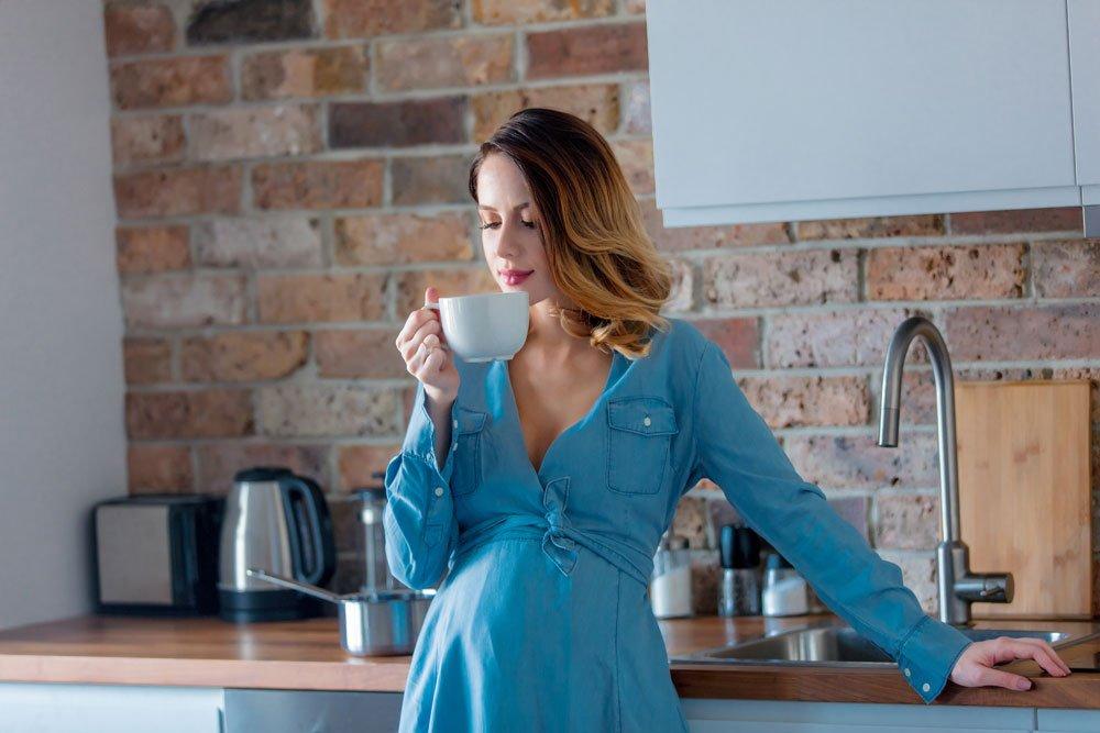 Kaffee - Mythos Schwangerschaft