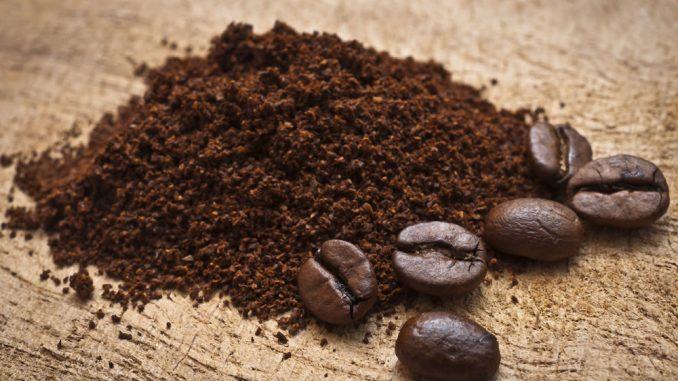 Kaffeesatz verwenden