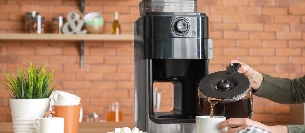 Kafeemaschine entkalken