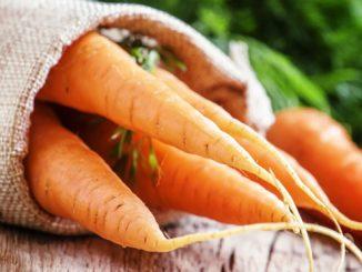 Karottenflecken entfernen