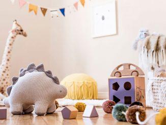 Kinderspielzeug reinigen