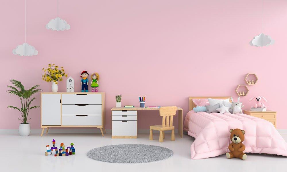 Kinderzimmer Farben