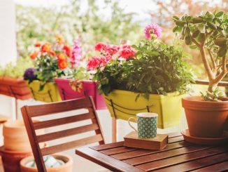 Kleinen Balkon gemütlich einrichten - 6 Tipps für eine kleine Wohlfühloase 2