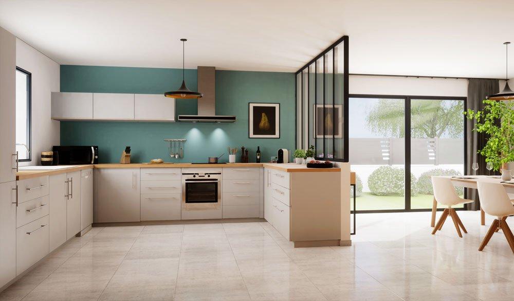 Küche Farben