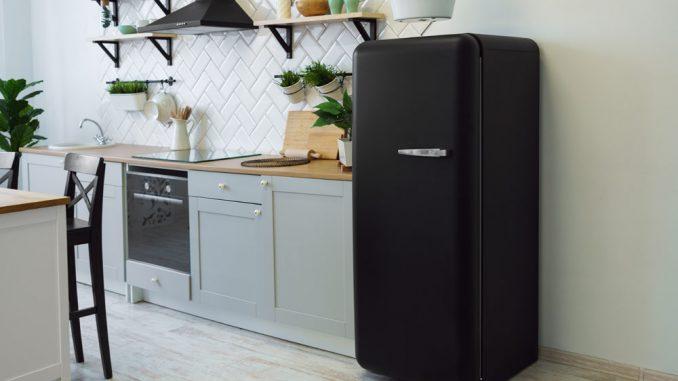 Kühlschrank verschönern