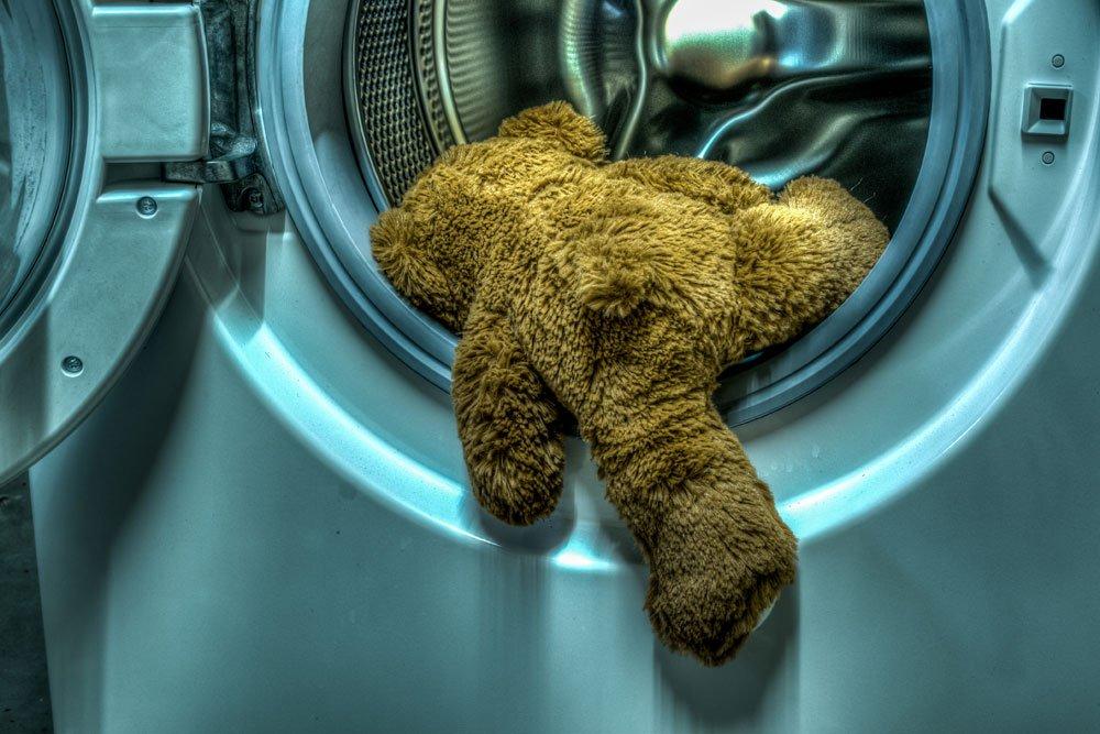 Kuscheltiere waschen - Waschmaschine