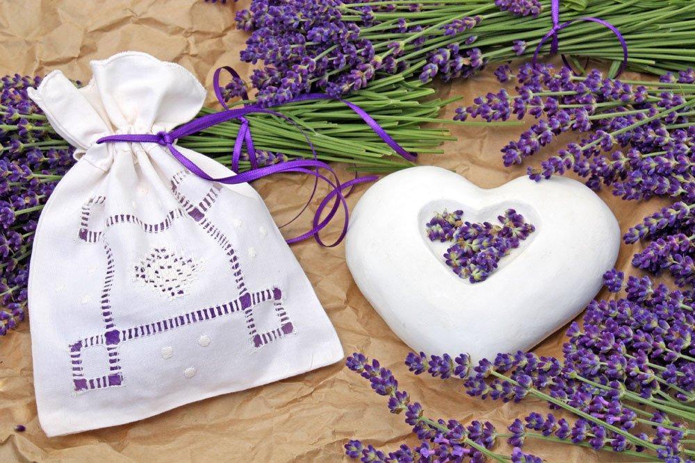 Lavendel als Schlafmittel