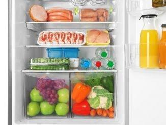 Lebensmittel im Kühlschrank - Was gehört wohin?