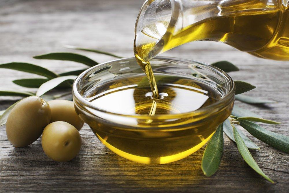Make-up-Entferner mit Olivenöl