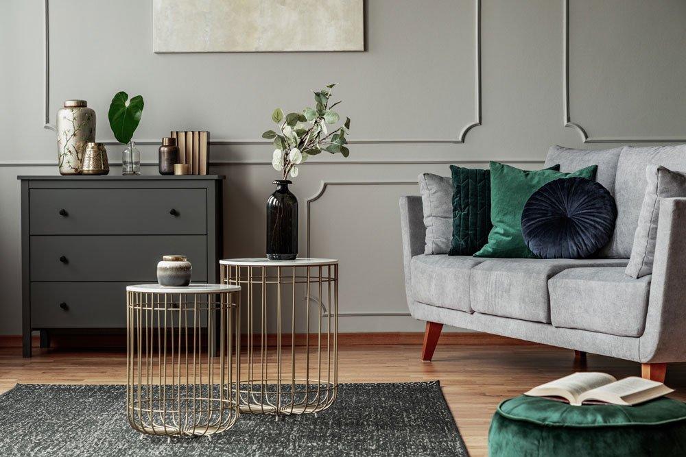 Niedrige Deckenhöhe Möbel