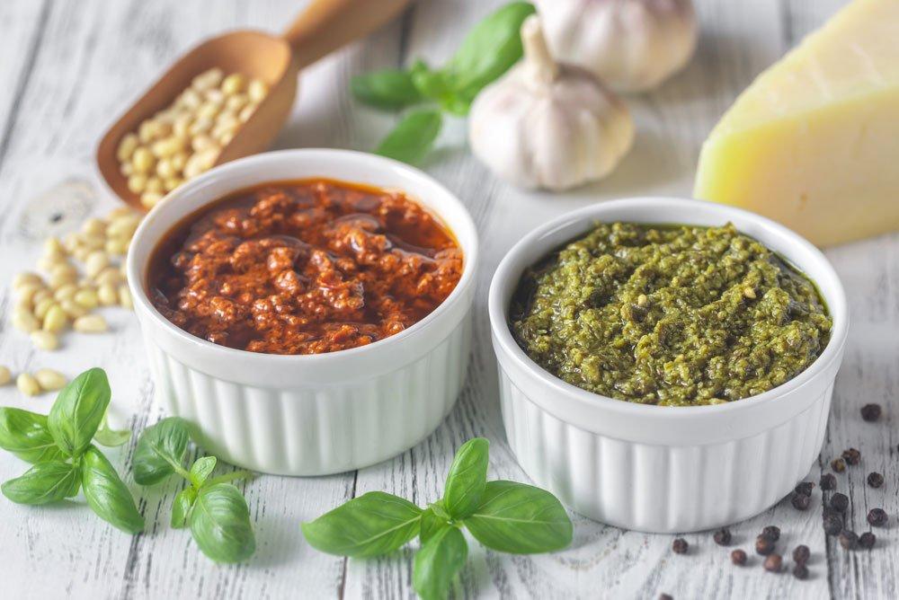 Pesto Variationen