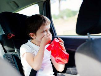 Reiseübelkeit bei Kindern: Ursache & Tipps gegen das Unwohlsein 1