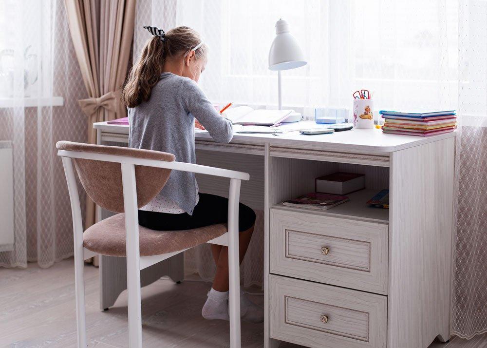 Schreibtisch Größe