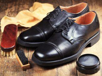 Schuhe putzen Tipps