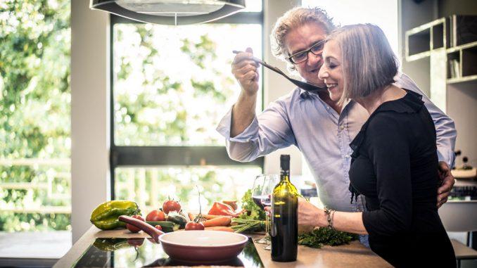 Seniorengerechte Küche - Ergonomie und Unfallprävention