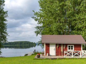 Skandinavischer Sommer