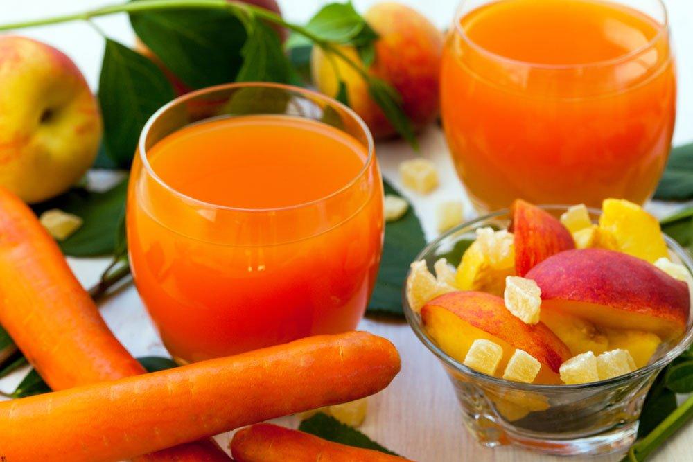 Smoothie orange