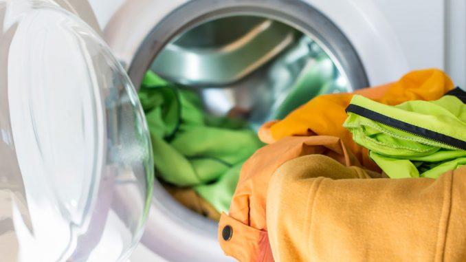 Sportkleidung waschen