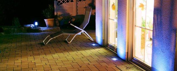 Terrasse indirekt beleuchten - 5 Ideen für stimmungsvolle ...