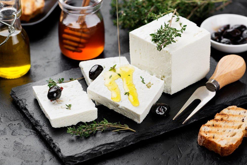 Tofu mediterran