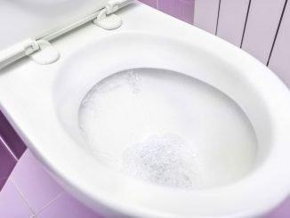 Wasser sparen bei er Toilettenspülung