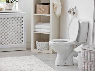 Toilettenspülung schwach