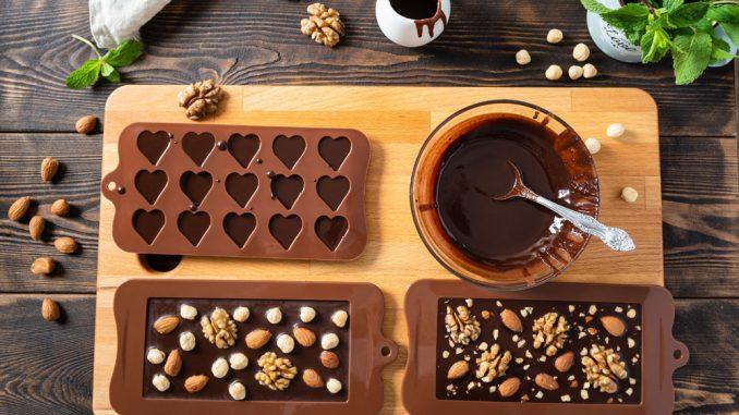 Grundrezept für vegane Schokolade