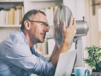 Ventilator effizient einsetzen
