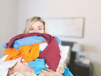 Wäsche entfärben ohne Chemie