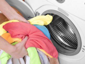 Wäsche waschen Anfänger