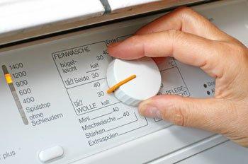 Waschmaschine Programm