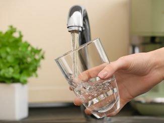 Wasser aus der Leitung