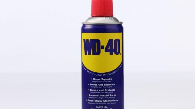 WD-40 Spraydose