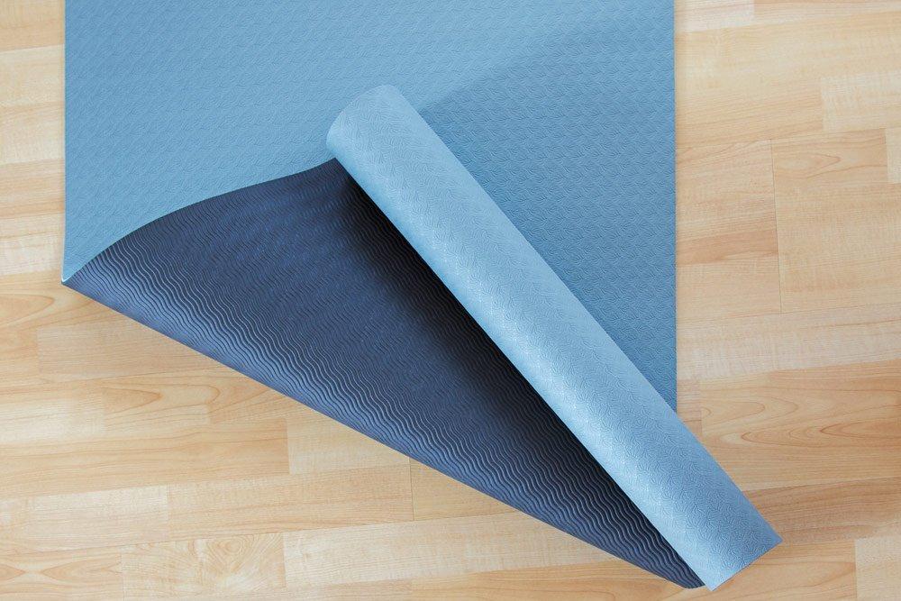 Yogamatte reigen: PVC und TPE